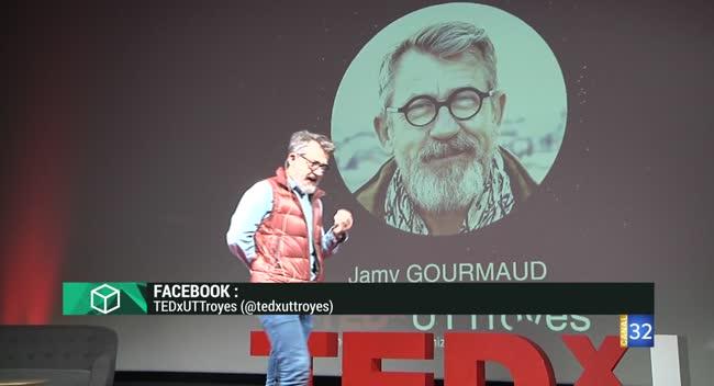 Canal 32 - L'Instant Etudiant : le TEDxUTTroyes se prépare