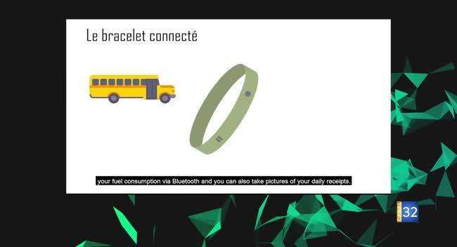 Canal 32 - L'Instant Etudiant : une équipe de l'UTT remporte les 24h de l'Innovation