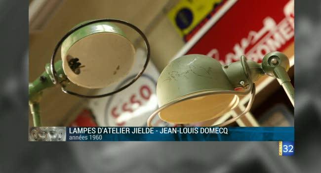 Canal 32 - L'objet d'une histoire - les lampes JIELDE