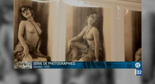 Canal 32 - L'objet d'une histoire - erotica