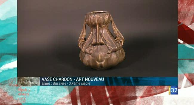 Canal 32 - L'objet d'une histoire - le vase chardon d'Ernest Bussière