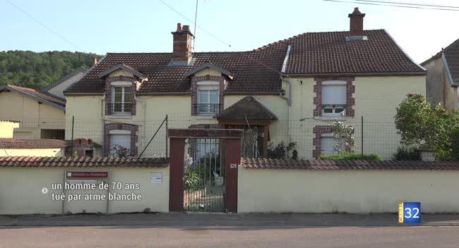 Canal 32 - Longchamp-sur-Aujon : un homme tué par arme blanche (REPORTAGE VIDEO)