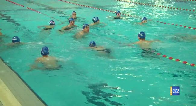 Canal 32 - Mag sports : Tos natation