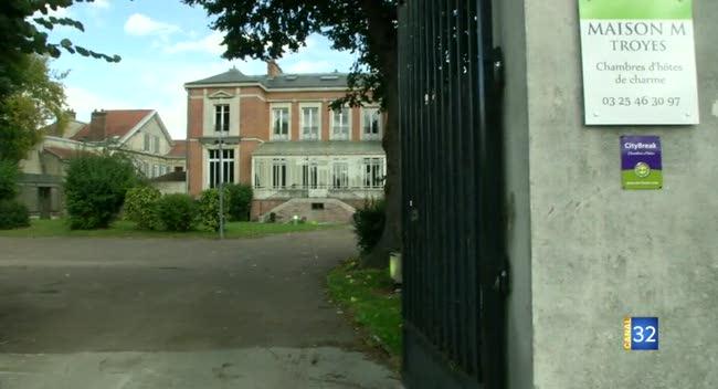 Canal 32 - Troyes : Les maisons d'hôtes s'installent dans le bouchon de champagne