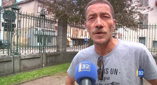 Canal 32 - Manifestation des Gilets Jaunes à Reims: 4 mois de prison ferme pour un Romillon