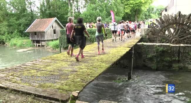 Canal 32 - Marathon du Patrimoine : découvrir des sites méconnus à petites foulées