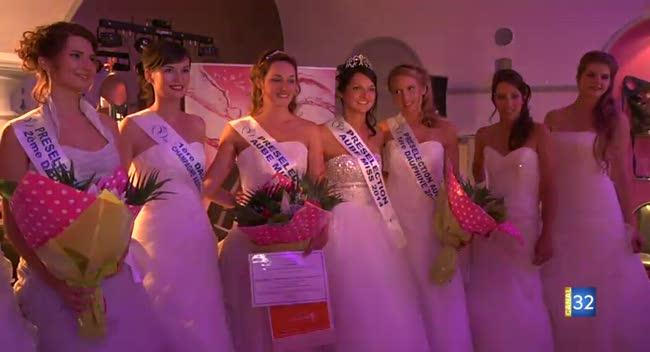 Canal 32 - Marion Klein élue Miss Aube 2015