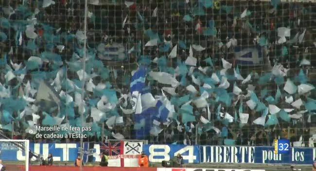 Canal 32 - Football : l'OM ne fera pas de cadeau à l'Estac