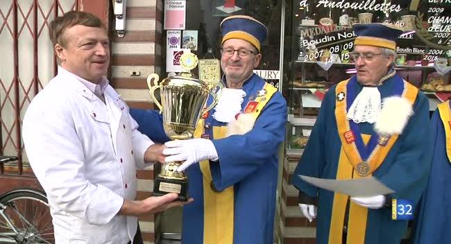 Canal 32 - Le charcutier troyen Patrick Maury à nouveau Champion de France !
