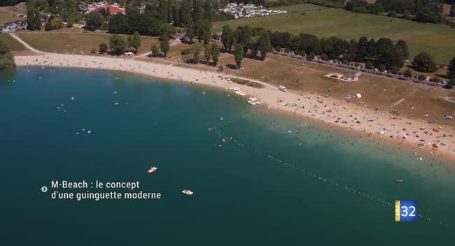Canal 32 - Mesnil-Saint-Père : une guinguette moderne s'installera cet été