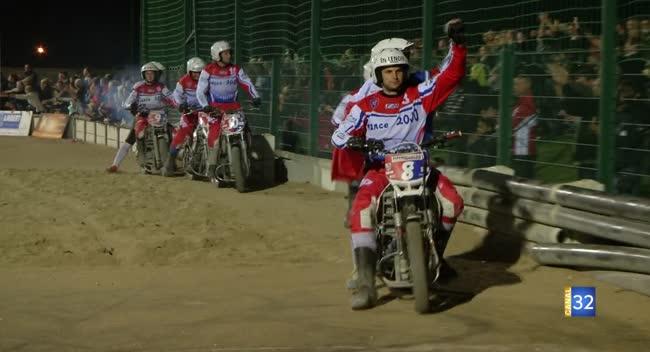 Canal 32 - Motoball Elite 1 : le Suma enfin récompensé ! Vidéo.
