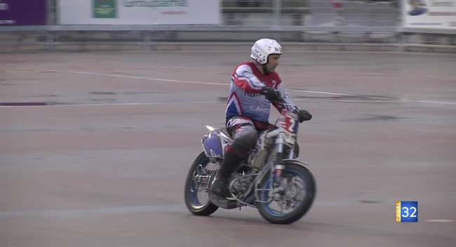 Canal 32 - Motoball : le Suma perd son titre de champion de France. Reportage