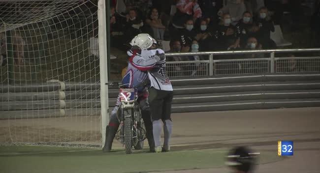 Canal 32 - Motoball, le Suma en finale de la coupe de France