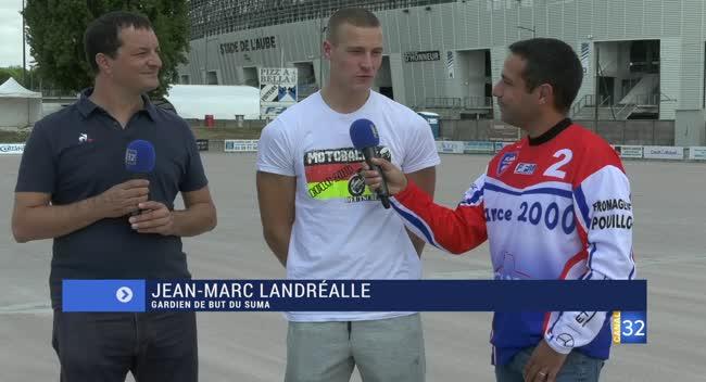 Canal 32 - Motoball : le Suma prépare sa finale de Coupe de France ! Edition Spéciale.