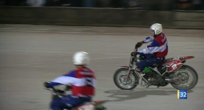 Canal 32 - Motoball : le Suma termine sa saison à domicile sur une victoire