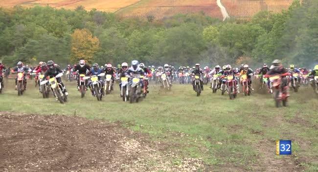 Canal 32 - Motocross : l'Enduriceys a finalement eu lieu