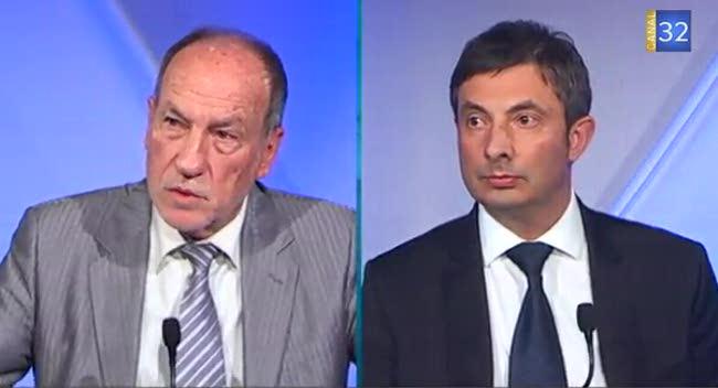 Canal 32 - Municipales : le débat avec les candidats baralbins