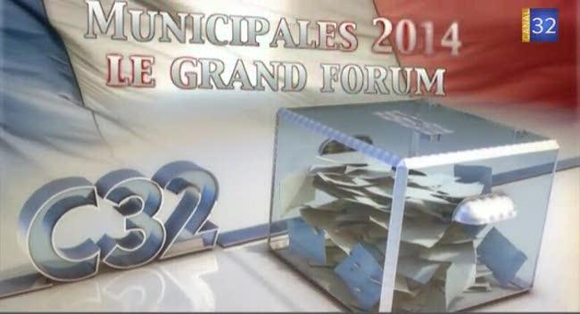 Canal 32 - Municipales : le forum avec les candidats de Bar-sur-Seine