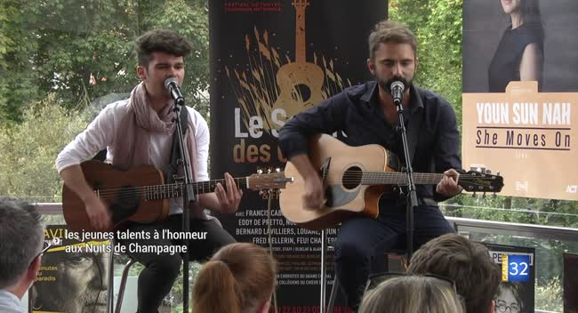 Canal 32 - Nuits de Champagne: des découvertes au programme!