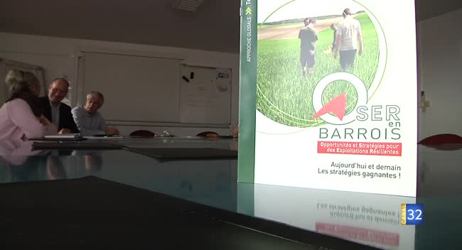 Canal 32 - Oser en Barrois : des diagnostics gratuits pour 860 fermes