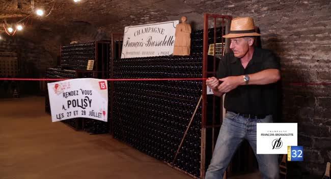 Canal 32 - Passion Champagne - découvrez les caves de la Route du Champagne en fête (part 2)