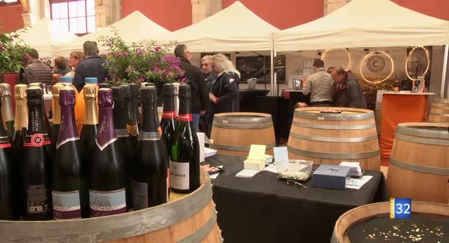 Canal 32 - Passion Champagne - «Bulles et Gastronomie» à Bar-sur-Aube