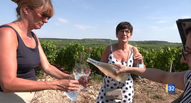 Canal 32 - Passion Champagne - les amoureux du Champagne au rendez-vous de l'Aube