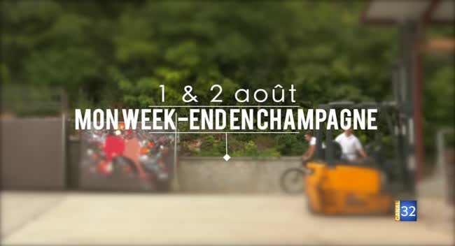 Canal 32 - Passion Champagne - mon week-end en Champagne