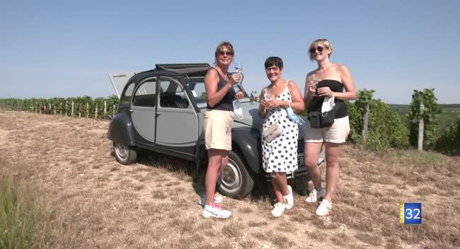 Canal 32 - Passion Champagne - champagne et tourisme, un cocktail gagnant !