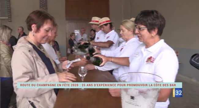 Canal 32 - Passion Champagne - la route du Champagne fête ses 25 ans !