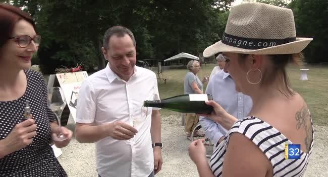 Canal 32 - Passion Champagne - Cap'c fédère et promeut les vignerons de Champagne