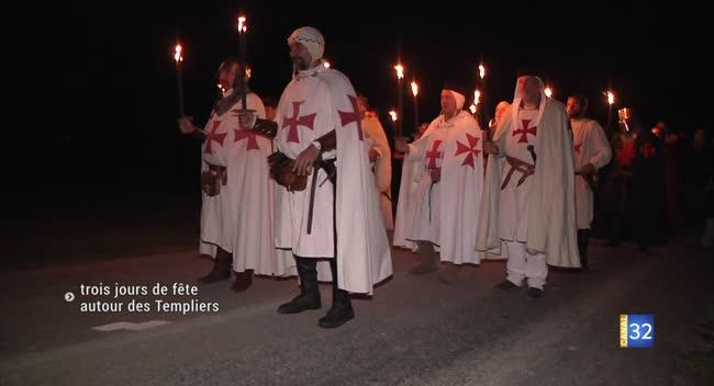 Canal 32 - Payns : une plongée au coeur du Moyen-Age pour célébrer les Templiers