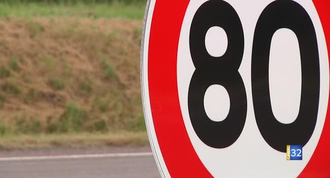 Canal 32 - Le retour de certaines portions de route à 90 km/h à l'étude