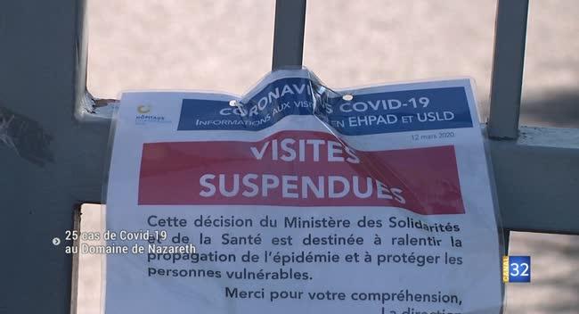 Canal 32 - Pont-Sainte-Marie : le Domaine de Nazareth identifié comme foyer de contamination au Covid-19