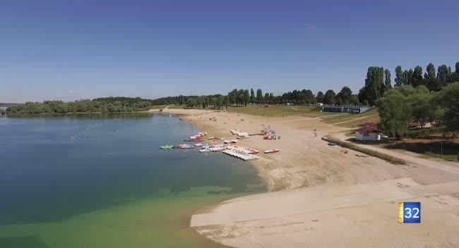 Canal 32 - Lacs de la Forêt d'Orient : les activités de nautisme et de plaisance de nouveau autorisées