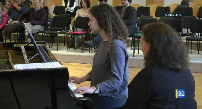 Canal 32 - Les talents du Conservatoire à l'honneur toute la semaine au théâtre de Champagne