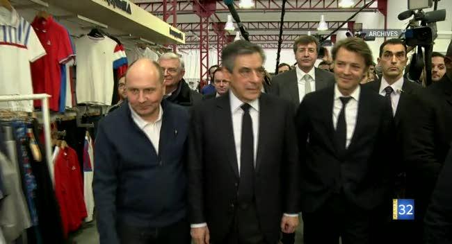 Canal 32 - Présidentielle : François Baroin recommande François Fillon