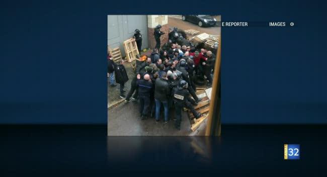 Canal 32 - Grogne et colère des surveillants : les trois prisons auboises ont suivi le mouvement