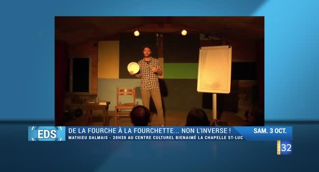 Canal 32 - Quatre conférences gesticulées pour apprendre avec humour