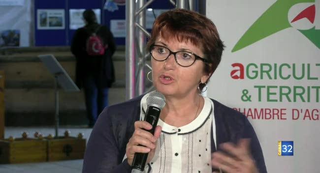 Canal 32 - Quelle Europe pour répondre aux mutations de l'agriculture?