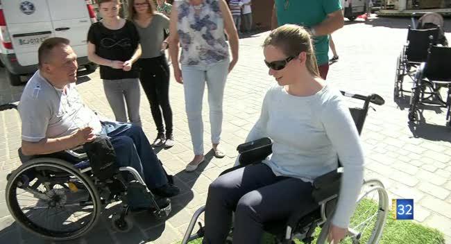 Canal 32 - Question santé - le handicap dans l'Aube