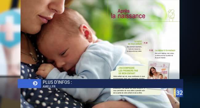 Canal 32 - La démarche qui va bien - L'accompagnement des mères avant et pendant la grossesse