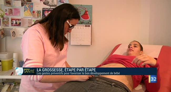 Canal 32 - Question Santé - la grossesse