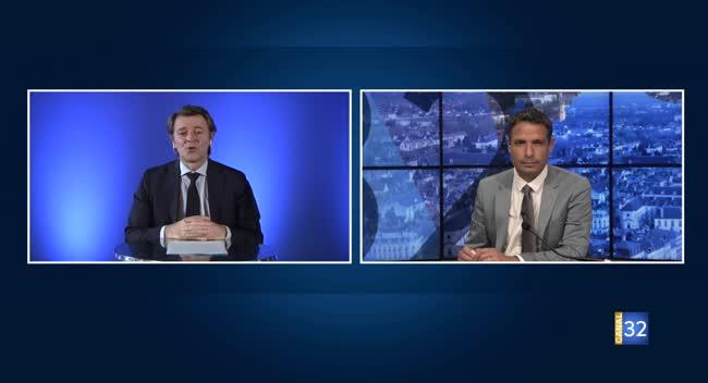Canal 32 - Questions/Réponses avec François Baroin : le point sur la cantine et les activités périscolaires
