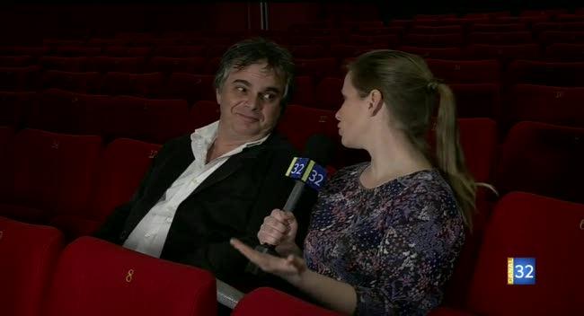Canal 32 - Rencontres et débats 4ème de couverture : Alexandre Jardin dans le JT
