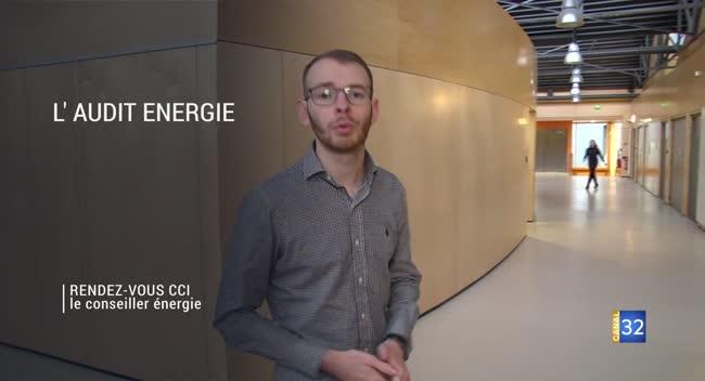 Canal 32 - Rendez-vous CCI : le conseiller énergie