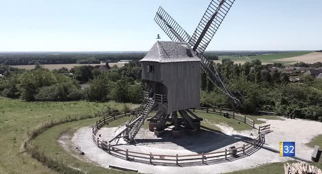 Canal 32 - RENDEZ-VOUS DANS L'AUBE - le Moulin de Dosches