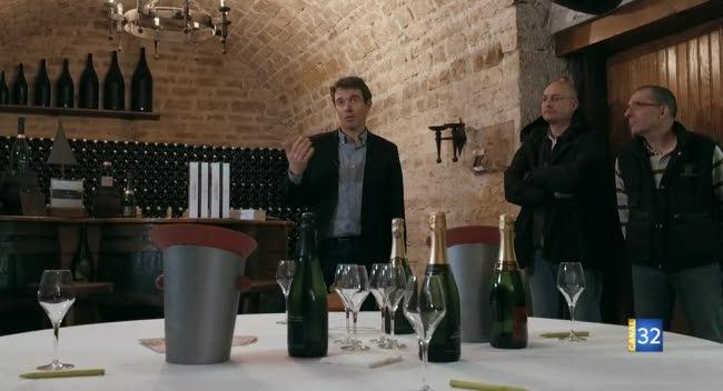 Canal 32 - Reportage Grand Format : la Route du Champagne lancée par les professionnels