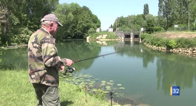 Canal 32 - Reprise de la pêche dans l'Aube, la fédération départementale s'organise