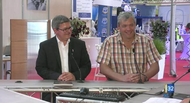 Canal 32 - Réussites - la CCI aux Foires de Champagne